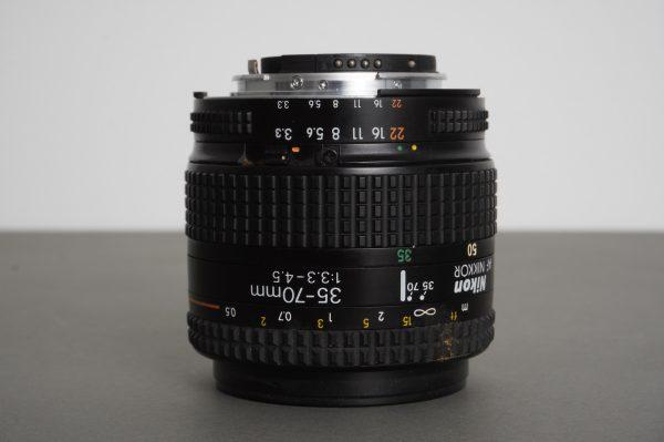 Nikon AF Nikkor 35-70mm 1:3.5-4.5