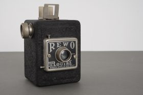 Rewo Louise camera with meniscus lens by Old Delft / De Oude Delft