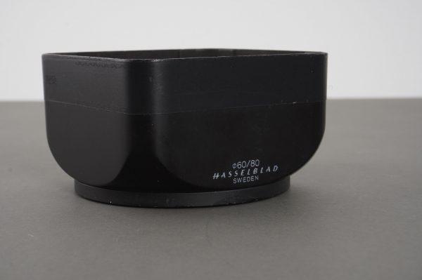 Hasselblad B60 lens hood for CF 80mm Planar standard lens