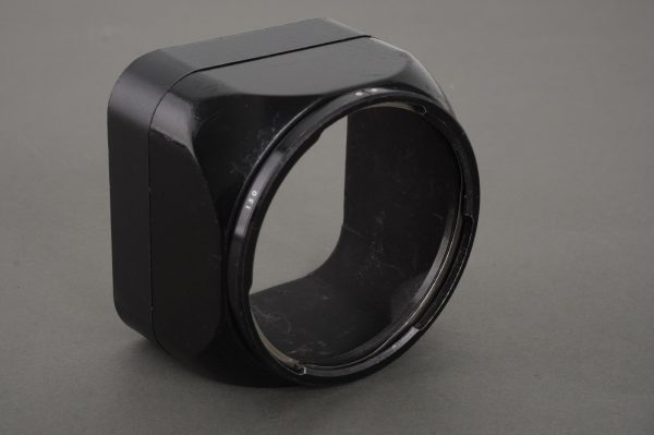 Hasselblad B50 lens hood for C 150mm Sonnar portrait lens