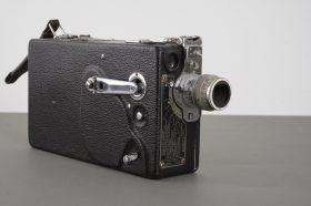 Cine Kodak Model K 16mm movie camera with 25mm 1:1.9 Kodak Anastigmat lens