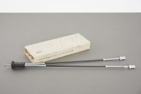 Leica Leitz 16492G double cable release, boxed
