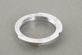 Leica Leitz M2 21-35 M3 135 adapter to mount screw-mount lenses on M mount cameras