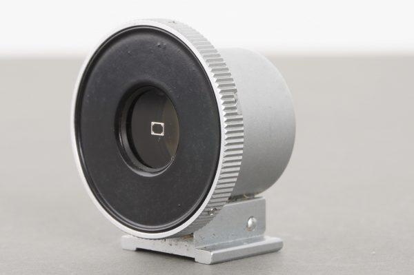 Leica Leitz SHOOC external bright line finder for 135mm lenses