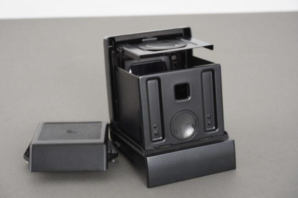Wait level finder for Kiev 6C camera