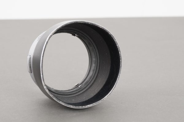Leica Leitz 12575 lens hood for 135mm and 90mm lenses, bumped