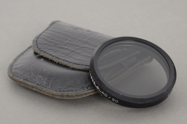 Hasselblad / 50 2x Pola -1 polarizing filter, in pouch
