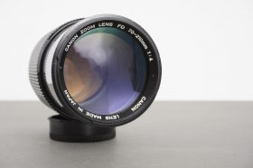 Canon Zoom Lens FD 70-210mm 1:4