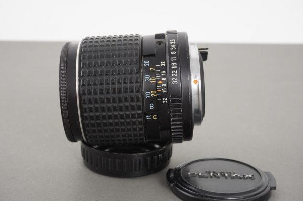 SMC Pentax-M 135mm 1:3.5 lens, for Pentax PK