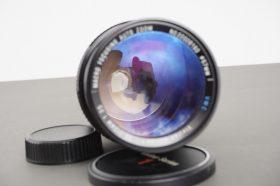 Vivitar Series 1 70-210mm 1:3.5 AI lens for Nikon F