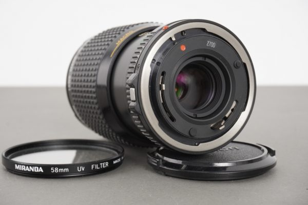 Canon Zoom Lens FD 35-105mm 1:3.5-4.5