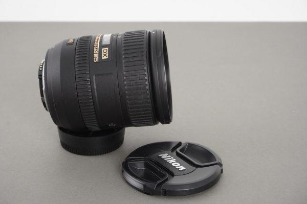 Nikon AF-S Nikkor 16-85mm 1:3.5-5.6 G ED VR lens