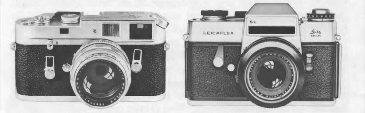 Leica school mk optics