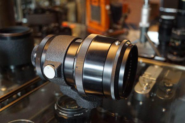 Carl Zeiss Jena Sonnar 1:2.8 / 180mm, exa mount