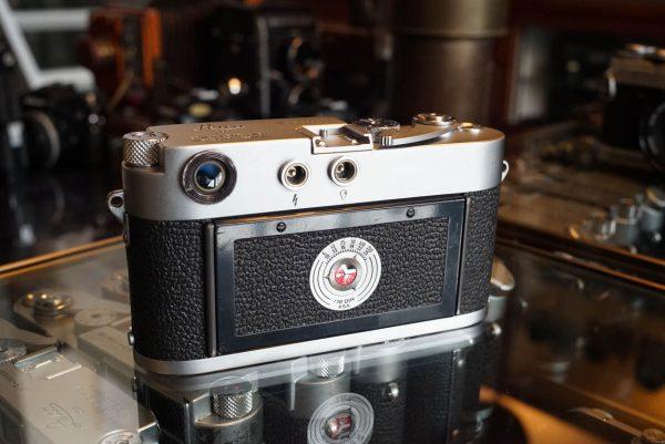 Leica M3, double stroke body