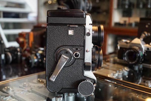 Mamiya C330 kit + Mamiya 4.5 / 55mm lens