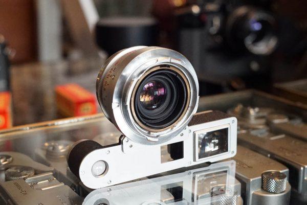 Leica Leitz Weztlar Summaron 1:2.8 / 35mm lens, M3 version