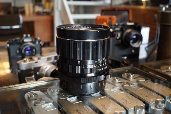 Pentax S-M-C Takumar/6×7 1:4.5 / 75mm lens