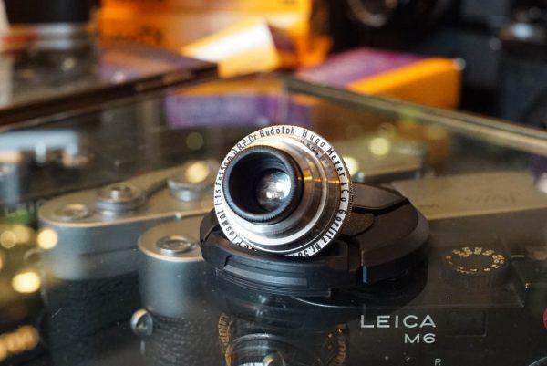Dr Rudolph Hugo Meyer Kinoplasmat 1.5 / 15mm lens