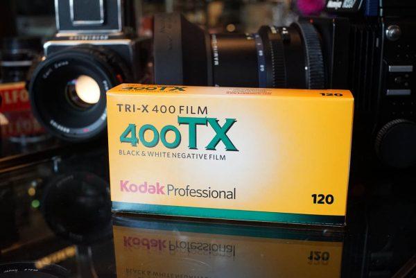 Kodak TRI-X 400 TX 120 film, 5-pack