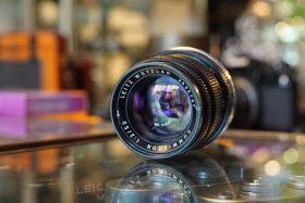 Leica Leitz Summicron 1:2 / 50mm Version 3, worn