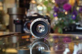 Dr Rudolph Hugo Meyer Kinoplasmat 1.5 / 25mm lens
