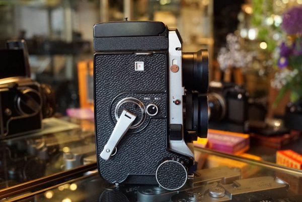Mamiya C330 pro F + Mamiya 3.5 / 105mm D lens