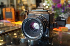 Hasselblad 501C kit + Carl Zeiss Planar 2.8 / 80mm C lens