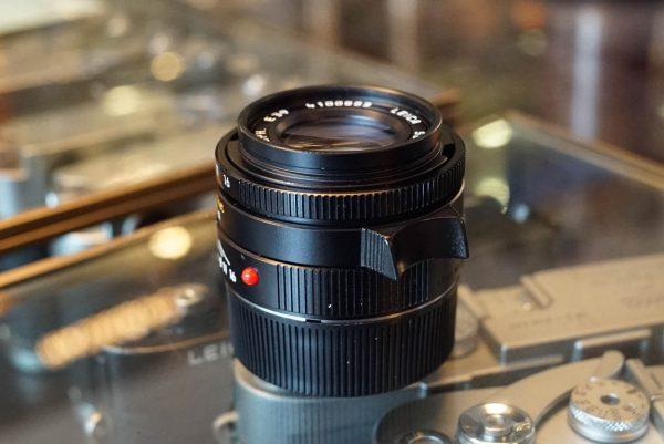 Leica Summicron-M 1:2 / 35mm ASPH. E39