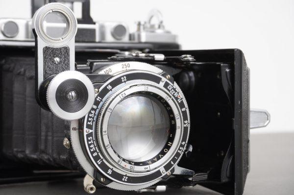 Zeiss Ikon Super-Ikonta 531/2 with Novar-Anastigmat 10.5cm 1:3.5 lens