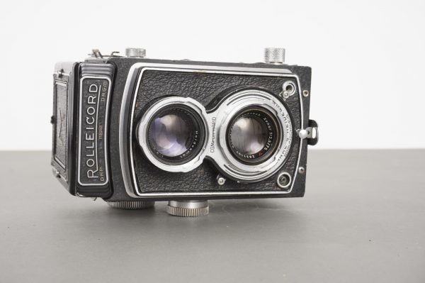 Rolleicord III (K3B) camera with 3.5/75 Xenar lens