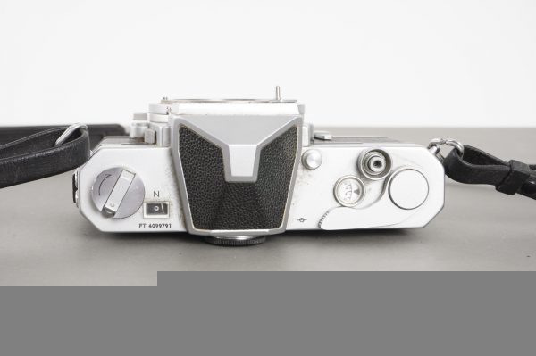 Nikon Nikkormat FTN camera body, Nikon F mount