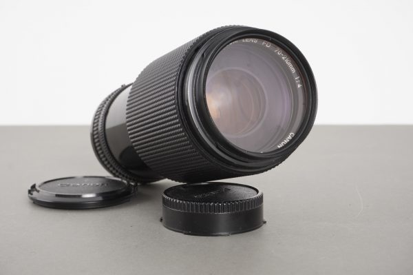 Canon Zoom Lens FDn 70-210mm 1:4