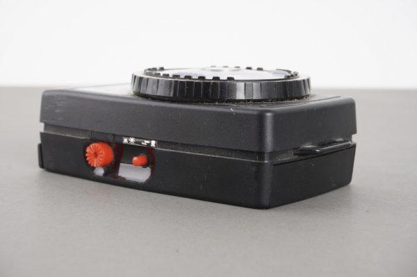 Gossen Lunasix F lightmeter, defective