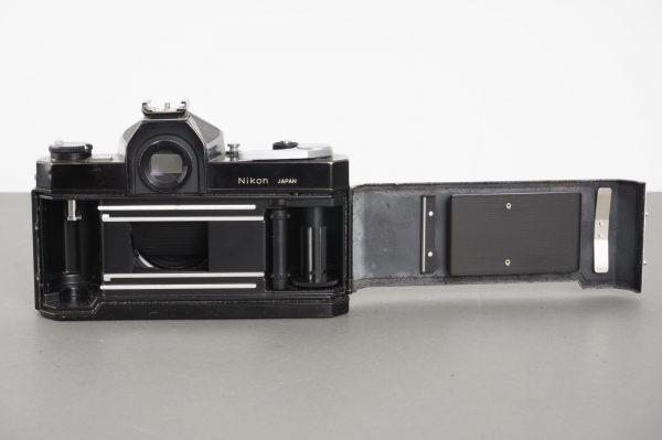 Nikon Nikkormat FTN camera body with Nikkor-H Auto 50mm 1:2 lens