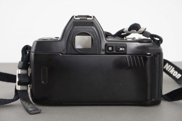 Nikon F801 camera body, nice!