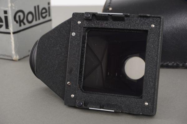 Rollei Rolleiflex SL66 fit prism finder, boxed
