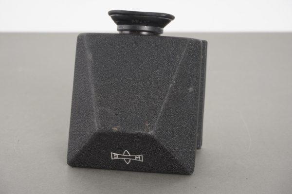 Mamiya prism finder for C330, C220 and other TLR cameras