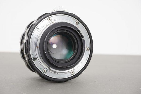Nikon Nikkor-H.C. Auto 50mm 1:2 preAI lens