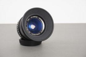 Olympus Auto-Zoom 28-48mm 1:4 lens