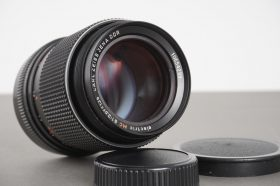 Carl Zeiss Jena DDR electric MC S (Sonnar) 135mm 1:3.5 lens in M42 mount