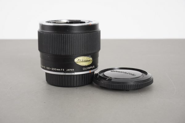 Olympus Teleconverter 2X-A for 2.8/100, 2.8/135 and 200mm lenses, with caps
