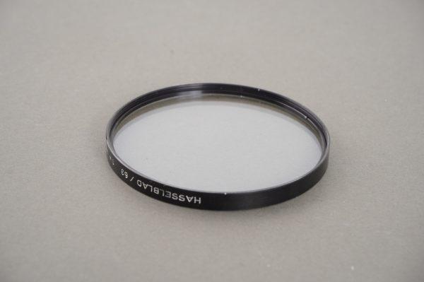 Hasselblad / 63 1x HZ -0 drop-in UV filter