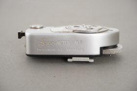 Leica Leicameter MR, chrome