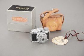 Mycro III a miniature spy camera – boxed!