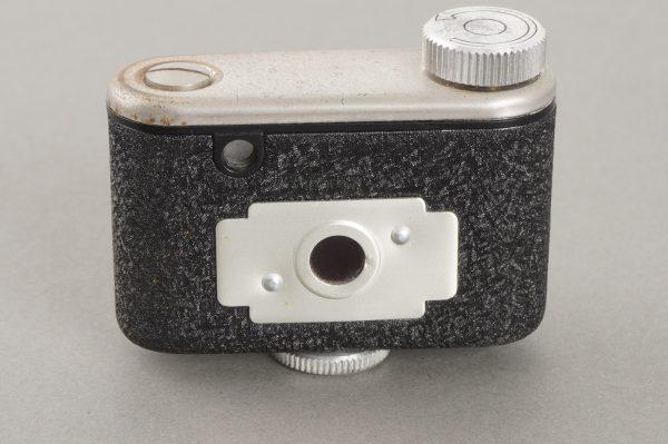 Petitax miniature spy camera, 14×14