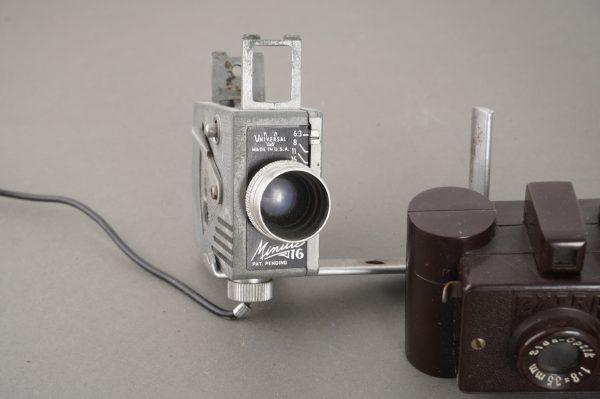 set of 5x subminiature cameras, some boxed