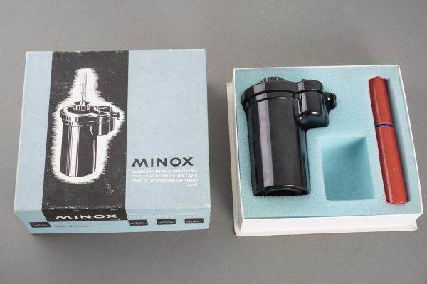 Minox Daylight Developement tank – boxed