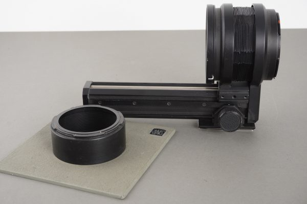 Hasselblad bellows + Sinar board adapter