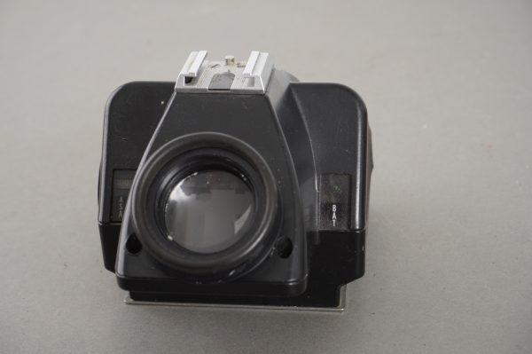 Hasselblad metered prism finder, 45 degrees, unmarked